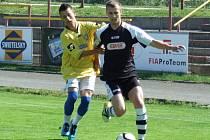 Starší dorost Pelhřimova zničil Břeclav pěti góly ve druhém poločase.