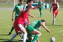 Už čtyři zápasy čekají na vítězství pelhřimovští fotbalisté. Zítra mají ideální šanci černou sérii přerušit, představí se totiž na hřišti poslední Světlé.