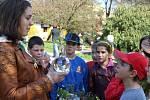 Den Země v pelhřimovské Děkanské zahradě