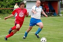 Fotbalisté Nového Rychnova potvrdili postup vítězstvím nad Božejovem.