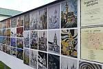 Galerie pod širákem láká do ulic města. Lidé si prohlédnou výtvarná díla