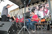 Orchestr ZUŠ Sezimovo Ústí.