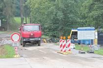 Řidiči jedoucí z Černovic do Soběslavi už nemusí jezdit po objízdné trase.