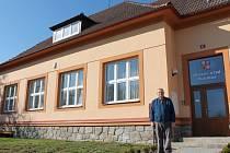 V Putimově dokončili přestavbu bývalé školy z roku 1931 na obecní úřad, knihovnu a další zázemí.