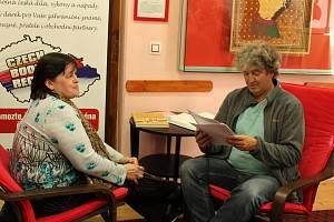 Milena Šatavová z Rokycan předvedla svou paměť.