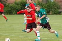 Fotbalisté Lukavce na jaře minulého ročníku III. třídy naznačili své možnosti. Pokud budou podávat podobné výkony, měli by se pohybovat v horních patrech tabulky.