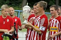 Hned tři týmy z hlavního města budou bojovat o Perleťový pohár. Na vítězství v roce 2009 se bude snažit navázat žižkovská Viktorka.