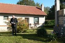 V Pavlově památku českého světce a vladaře spojili s minutou ticha za oběti světové války.