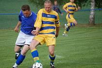 Budíkovští fotbalisté nepřipustili překvapení, když postupně vyhráli nad dorostem Humpolce i Želivem.