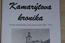 Zápisy Jana Kamarýta.