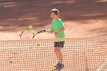 V Pelhřimově přivítají žákovské oblastní přebory v tenise