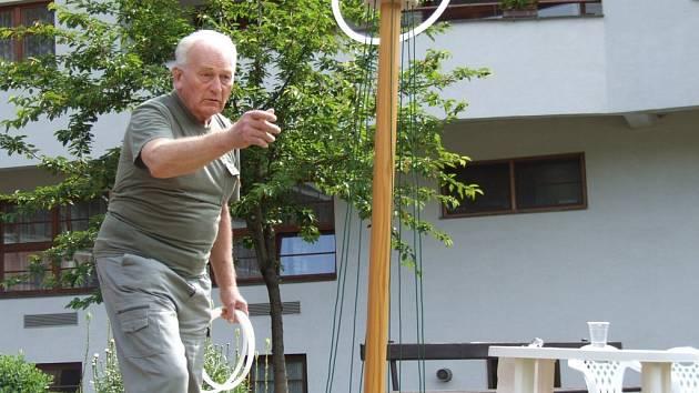 Olympiáda seniorů v Pacově