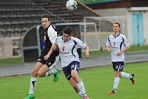 Kyjov hrál v Pelhřimově druhé housle, domácí starší dorostenci zvítězily vysoko 6:0.