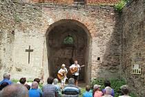 Dvanáctý Den pro kapli svaté Anny se uskutečnil v neděli 28. července.