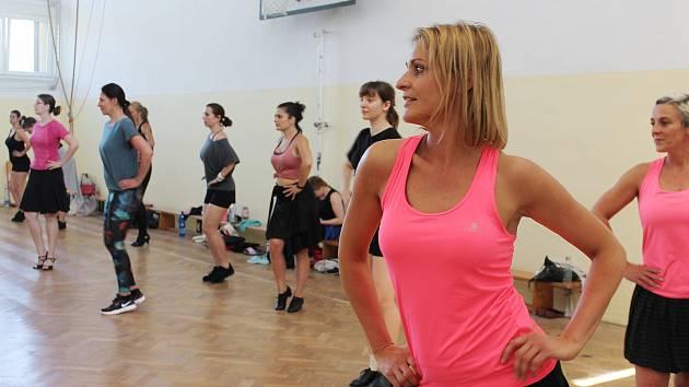Letní prázdninová škola tance v Pelhřimově