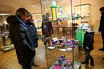 Výstava Svět kostiček v Kamenici nad Lipou nabízí i dětskou hernu.