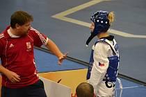 Pelhřimovský trenér Petr Lacek žádné velké ambice před turnajem v Záhřebu nemá.