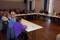 Ke studiu Univerzity třetího věku se v Pacově přihlásilo dvacet seniorů ve věkovém rozmezí od 57 do 80 let. Tento týden měli druhou přednášku.