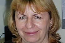 VĚRA KOVÁŘOVÁ ředitelka Úřadu práce v Pelhřimově.