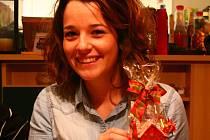 Rebeca Bausinová ze Španělska.