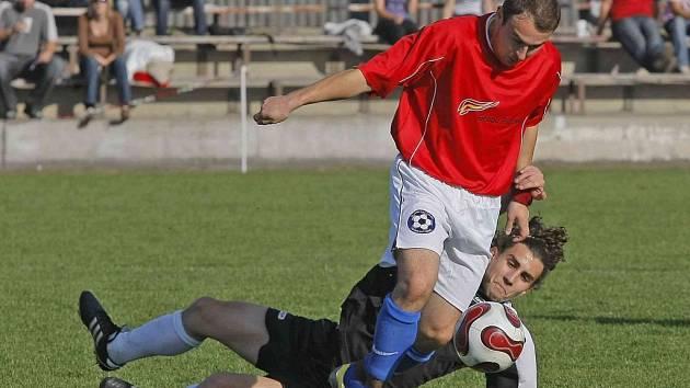 Pelhřimovští fotbalisté na říjnový zápas s Polnou vzpomínají neradi. Na hřišti soupeře rychle vedli 2:0, přesto nakonec nedosáhli ani na bod.