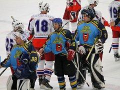 Humpolečtí hokejisté sice po dvou výhrách do osmičky nevstoupili, ale mají ji doslova na dosah ruky.