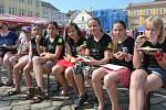 Na pětadvacátém ročníku festivalu Pelhřimov - město rekordů padlo jednašedesát rekordů a kuriozit.