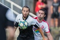 Fotbalisté Pelhřimova mají momentálně nejpevnější obranu v krajském přeboru. Gól nedostali v pěti po sobě jdoucích zápasech.