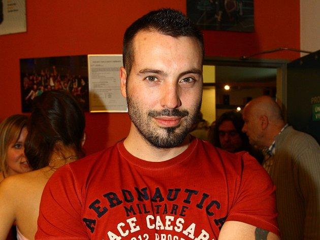 Do Žirovnice se na páteční koncert chystá i zpěvák Václav Noid Bárta.