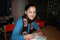 Nadejdě Cojuchari se v Pelhřimově líbí. A práce s mládeží v Hodině H ji baví.