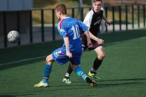 Fotbalisté starší dorostu v úvodním kole divize porazili Vrchovinu.