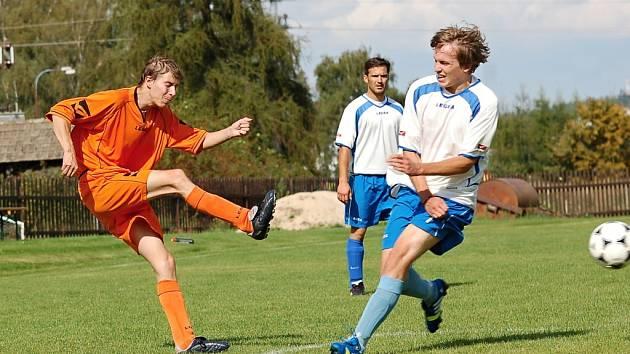 Fotbalisté Božejova zažili sezonu plnou strachu o záchranu. Mise byla nakonec zásluhou zlepšených výkonů na jaře přece jen úspěšná.