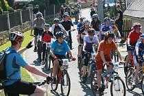 Všechny Hobbíkovy trasy vedou cyklisticky přitažlivou krajinou.  Ilustrační foto: