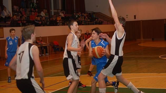 Už čtyři zápasy v extraligové části kráčí pelhřimovští basketbalisté po vítězné stezce. V tabulce jim patří třetí příčka.