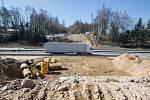 Dálnice D1 na Vysočině a její opravy.