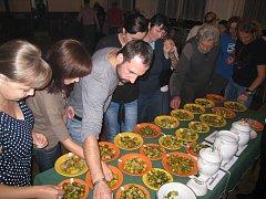 Degustační soutěž Vřesnická nakládačka se před rokem konala podesáté.