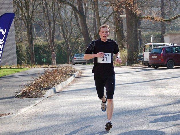 Martin Heřmánek patří k nejrychlejším pelhřimovským vytrvalcům