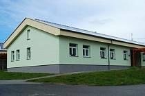 Budova ÚSP v Lidmani