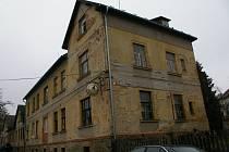 """""""Čečkárna"""" je kus od centra města, sice v málo frekventované uličce, ale zároveň nedaleko hlavního sídliště."""