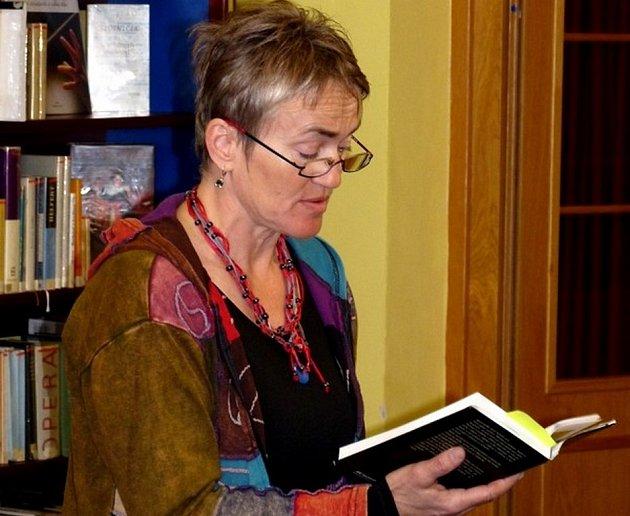 Spisovatelka Tereza Boučková.