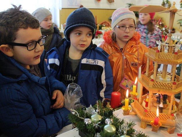 O tom, že Vánoce se blíží mílovými kroky se můžete ještě v sobotu a v neděli přesvědčit v Pelhřimově.