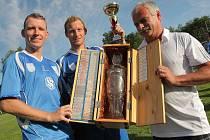 Druhý nejstarší. Po sousední Žirovnici je Křišťálový pohár druhým nejstarším turnajem v Česku.