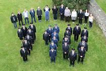 Sbor dobrovolných hasičů Veselá letos slaví 110. výročí od svého založení. Foto: Deník/Denisa Šimanová