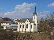 Kaple svatého Kříže, takzvaná Kalvárie, prošla v minulosti  kompletní opravou.