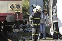 Cvičení složek IZS v Humpolci – Horizont 2013.