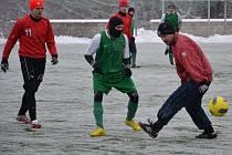 Fotbalisté Žirova postoupili do semifinále Bernard Cupu hlavně zásluhou skvělé defenzívy. Ta nekapitulovala už 352 minut.