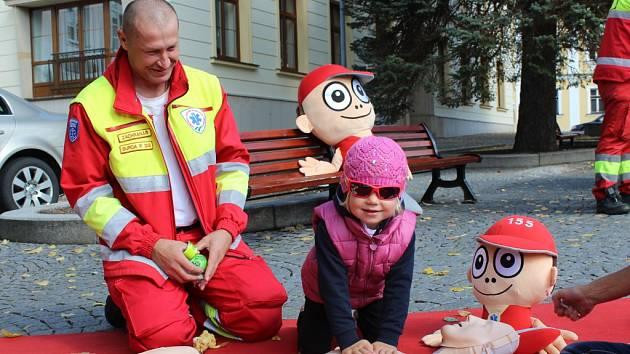 Ke kampani Evropský týden mobility se letos připojilo i město Humpolec.