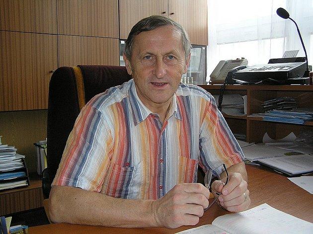 Radoslav Kučera, ředitel pelhřimovské obchodní akademie