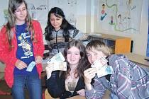Děti v Želivě se učí zodpovědně rozhodovat o finančních záležitostech, seznamují se se základní finanční terminologií nebo se učí orientovat v nabízených finančních produktech a službách.