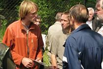 O zážitek postaráno měli mladí rybáři, kteří se nechali zlákat sobotními želivskými závody Zlatá udice. Na návštěvu tam za nimi dorazil Jakub Vágner, nejpopulárnější český rybář.